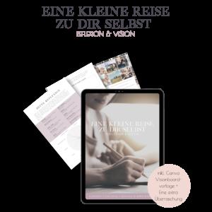 Workbook Klarsein Coaching Reflexion und Vision